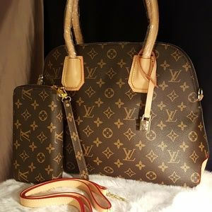 Handbag/wallet combo